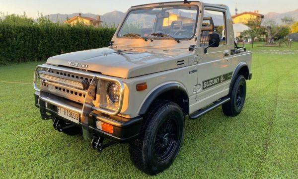 Suzuki Vintage